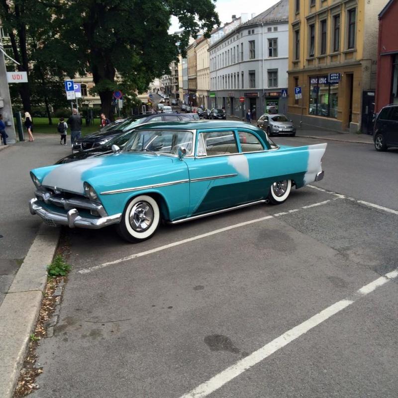 Plymouth & Desoto diplomat 1955 - 1956 custom & mild custom - Page 2 11954811
