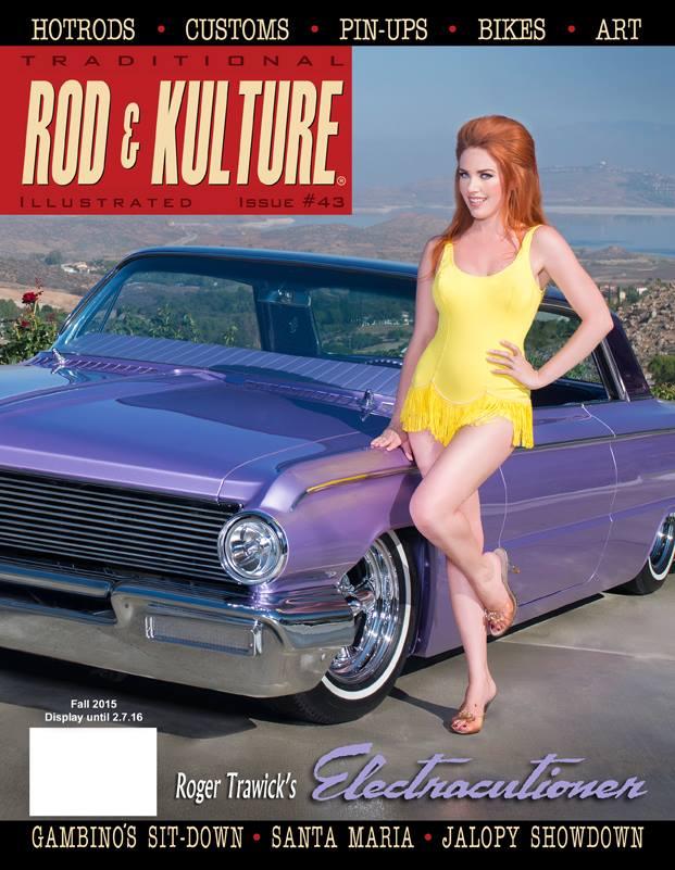 1962 Buick Electra - Electracutioner - Roger Trawic - Alex Gambino 11960112