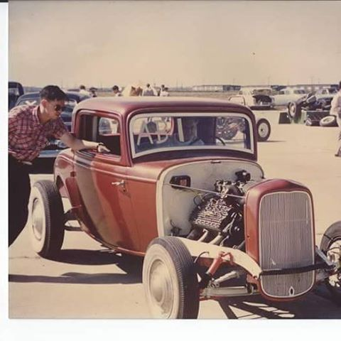 1950's & 1960's hot rod & dragster race - Page 3 11986310