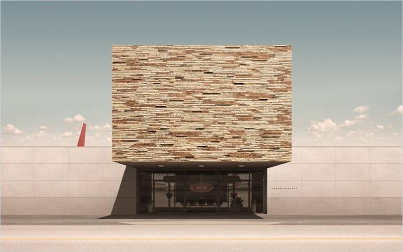3D Architecture Googie - Geebird&Bamby   11986411