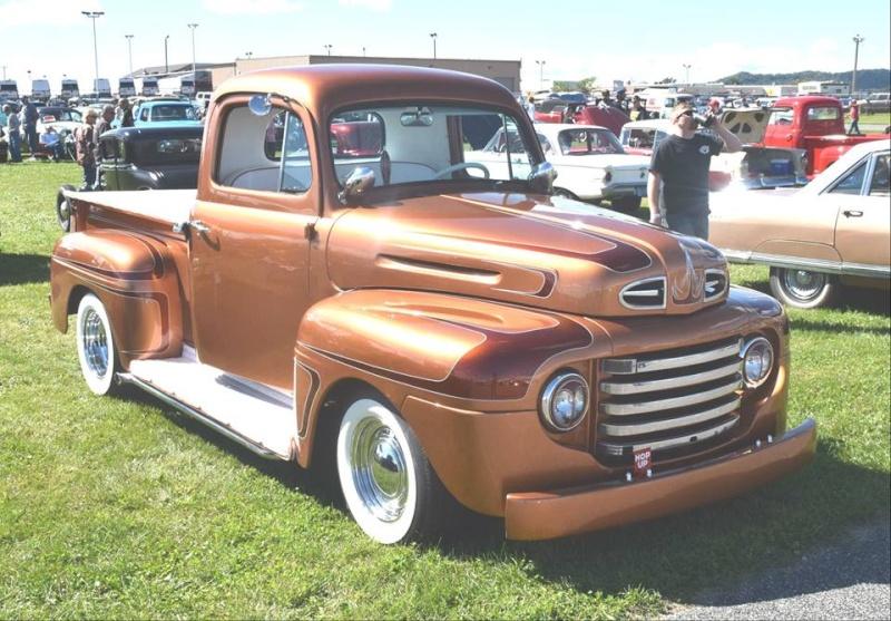 Ford¨Pick up 1948 - 1951 custom & mild custom - Page 2 11986512