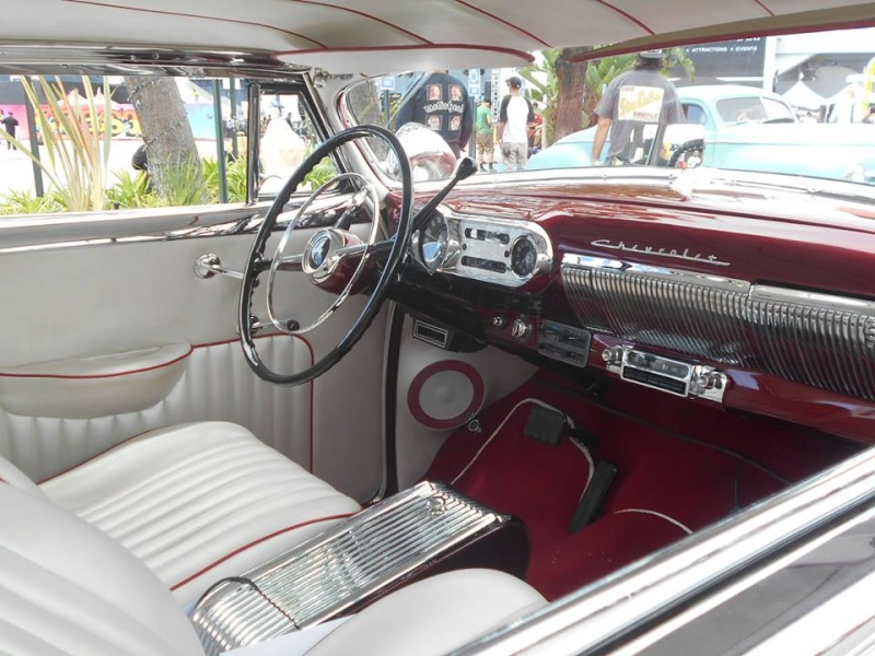 Chevy 1953 - 1954 custom & mild custom galerie - Page 11 11987112