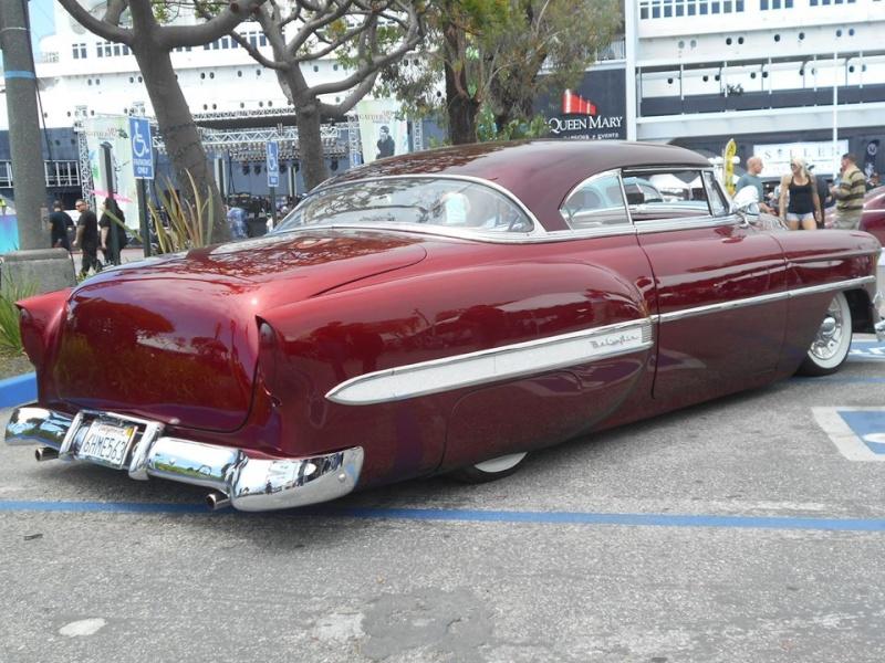 Chevy 1953 - 1954 custom & mild custom galerie - Page 11 11988111