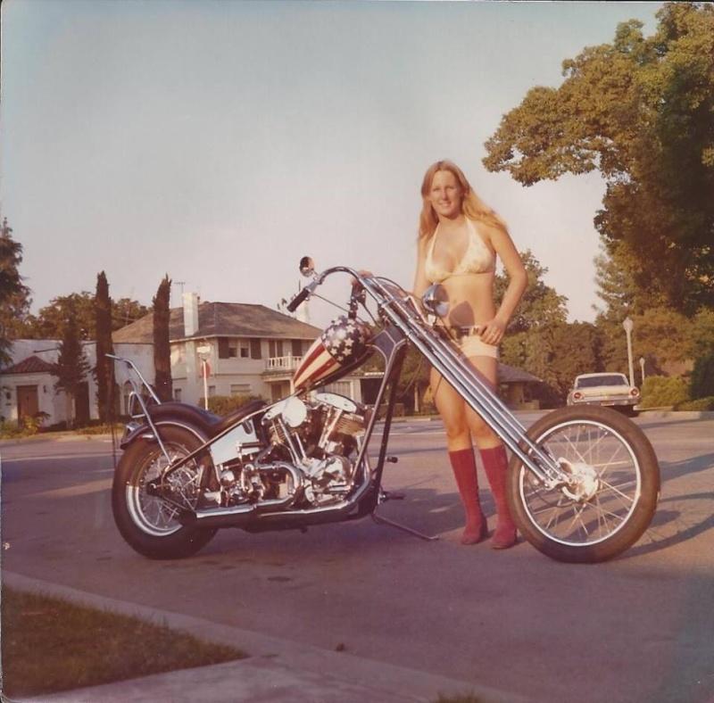 Photo Vintage -vintage pics - Chopper & Bobber - Page 2 11988510