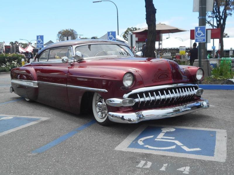 Chevy 1953 - 1954 custom & mild custom galerie - Page 11 11990412