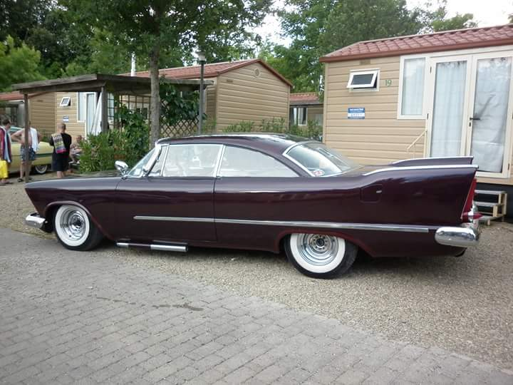 Plymouth  1957 - 1958 custom & mild custom - Page 2 11990611