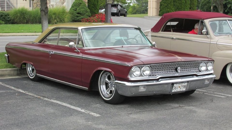 Ford 1961 - 1964 custom and mild custom - Page 3 11998912