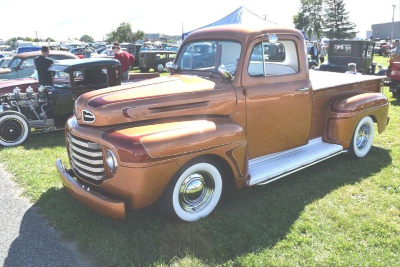 Ford¨Pick up 1948 - 1951 custom & mild custom - Page 2 12002212