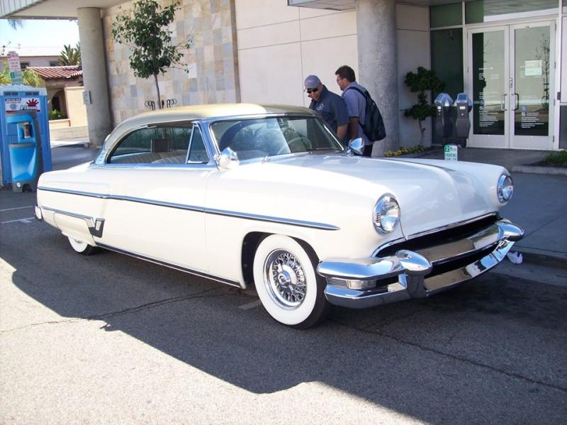 Lincoln  1952 - 1955 custom & mild custom 12002813