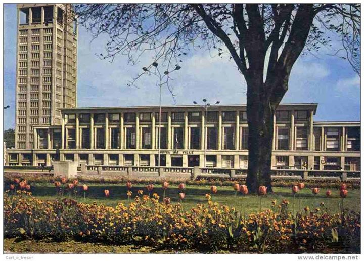 Le Havre - Ville 1950s 12003010