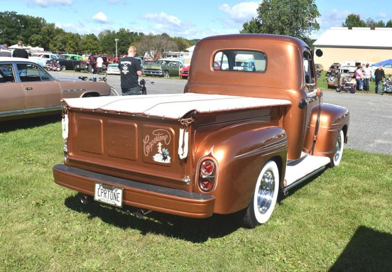 Ford¨Pick up 1948 - 1951 custom & mild custom - Page 2 12003912