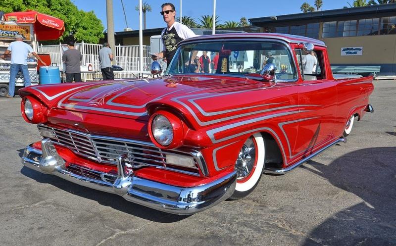 Ford 1957 & 1958 custom & mild custom  - Page 6 12004010