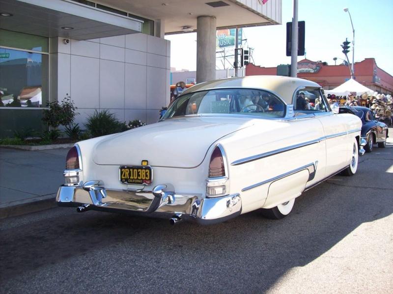 Lincoln  1952 - 1955 custom & mild custom 12004012