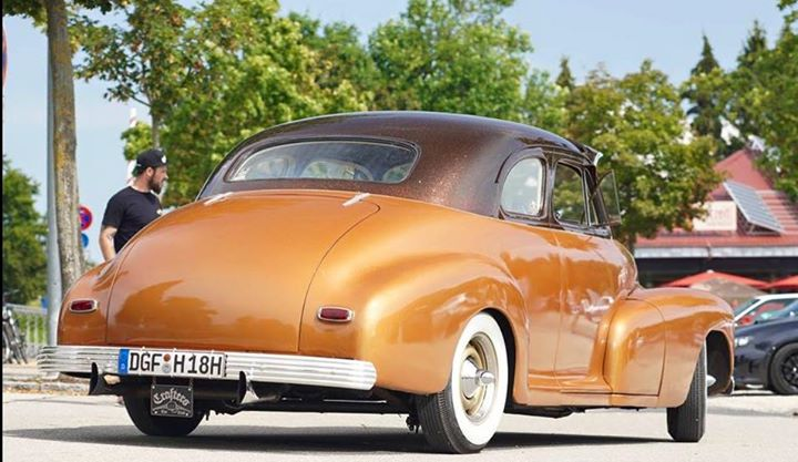Chevrolet 1946 - 48 custom & mild custom - Page 2 12004813