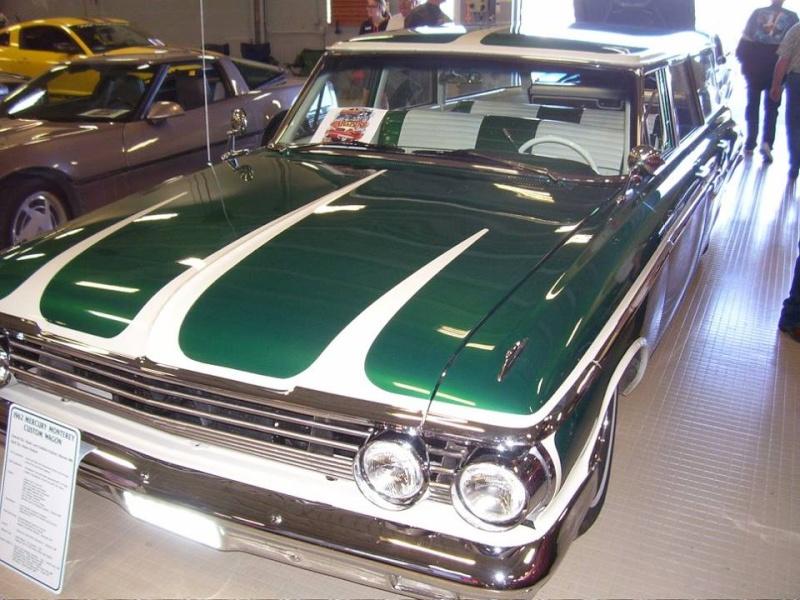 Mercury 1961 - 1964 custom & mild custom 12004911