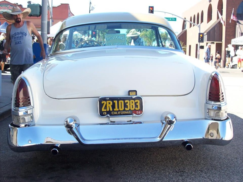 Lincoln  1952 - 1955 custom & mild custom 12006115