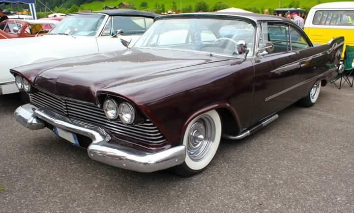 Plymouth  1957 - 1958 custom & mild custom - Page 2 12011311
