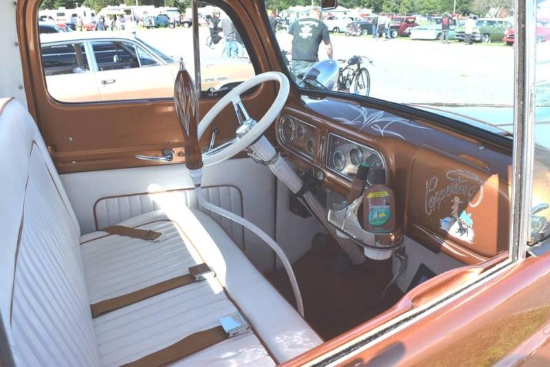 Ford¨Pick up 1948 - 1951 custom & mild custom - Page 2 12019810
