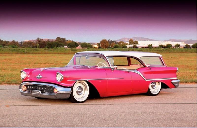 Oldsmobile 1955 - 1956 - 1957 custom & mild custom - Page 4 12027810
