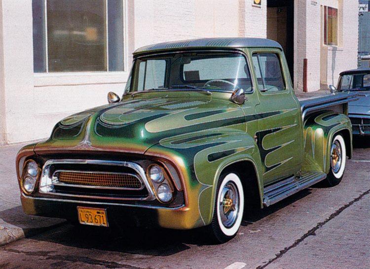 Ford Pick Up 1953 - 1956 custom & mild custom - Page 4 12032113