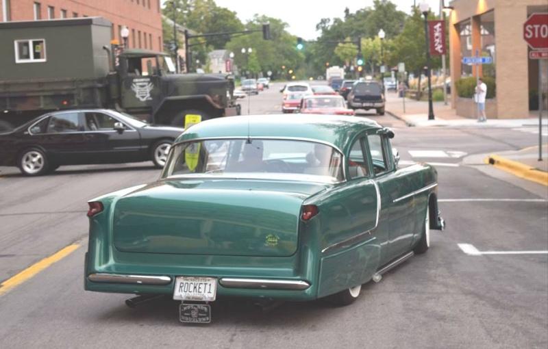 Oldsmobile 1948 - 1954 custom & mild custom - Page 6 12036810