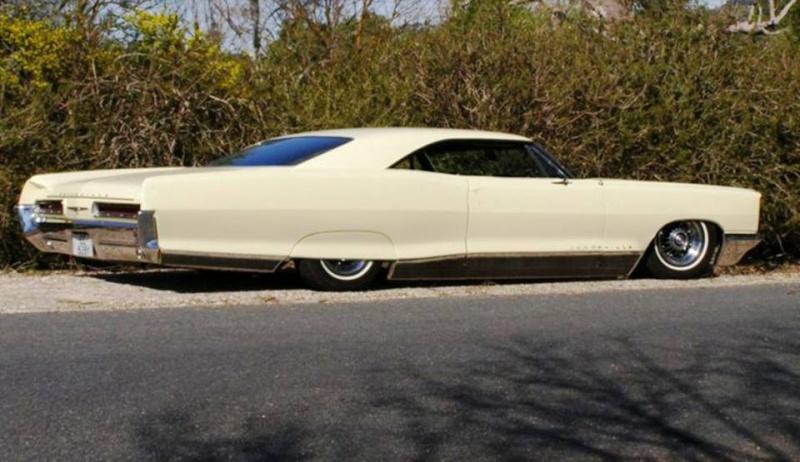 1967 Pontiac Bonneville Lowrider