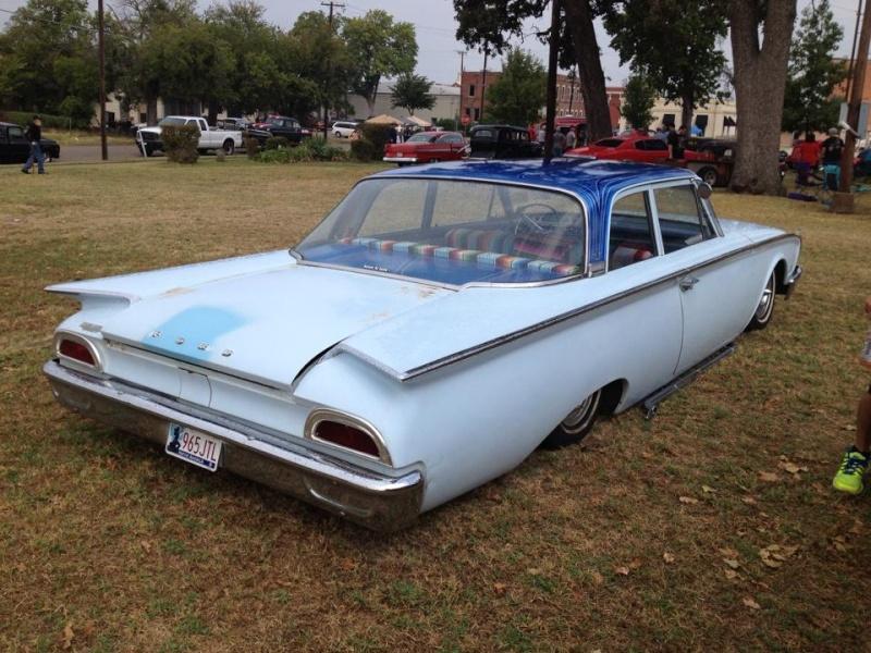 Ford 1960 custom & mild custom - Page 2 12039110