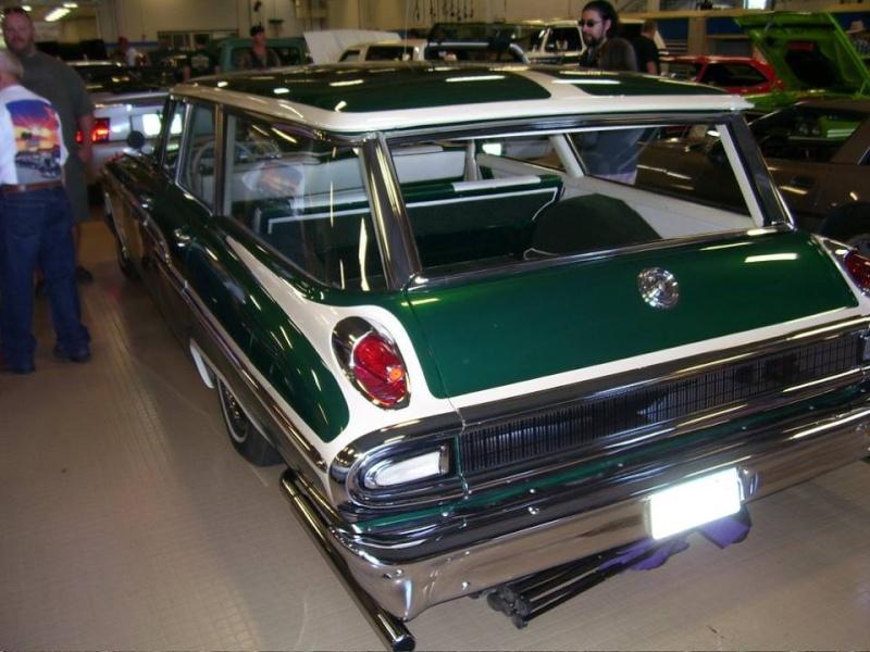 Mercury 1961 - 1964 custom & mild custom 12039410