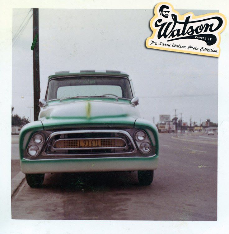 Ford Pick Up 1953 - 1956 custom & mild custom - Page 4 12039414