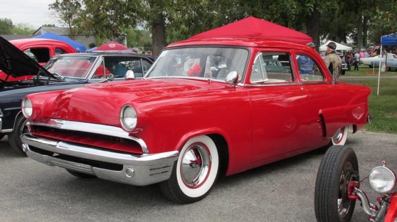 Lincoln  1952 - 1955 custom & mild custom 12046613