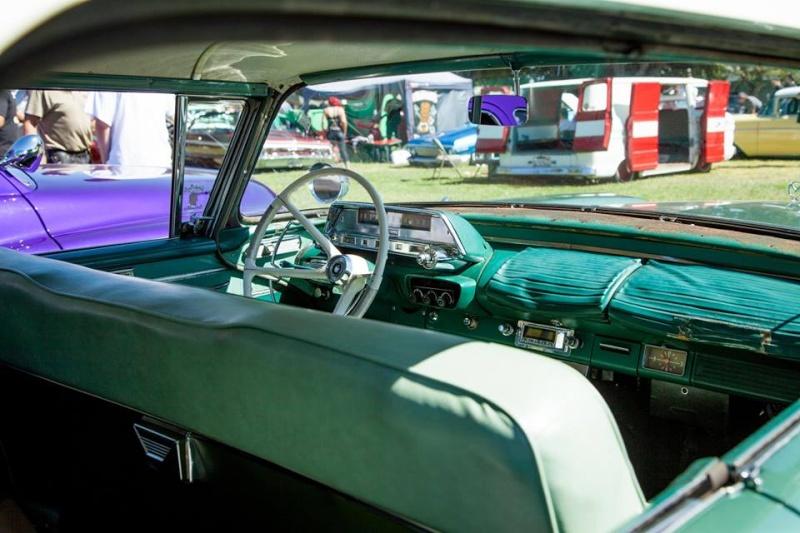 Mercury 1957 - 1960 Customs & mild custom 12047110