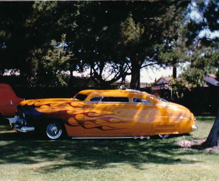 1950 Mercury - Hamerd - Jeff Johnson 12049213