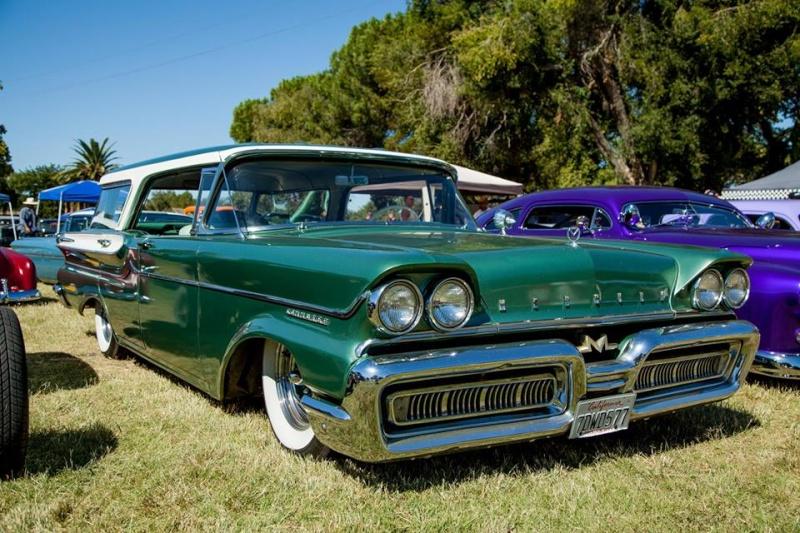 Mercury 1957 - 1960 Customs & mild custom 12049311