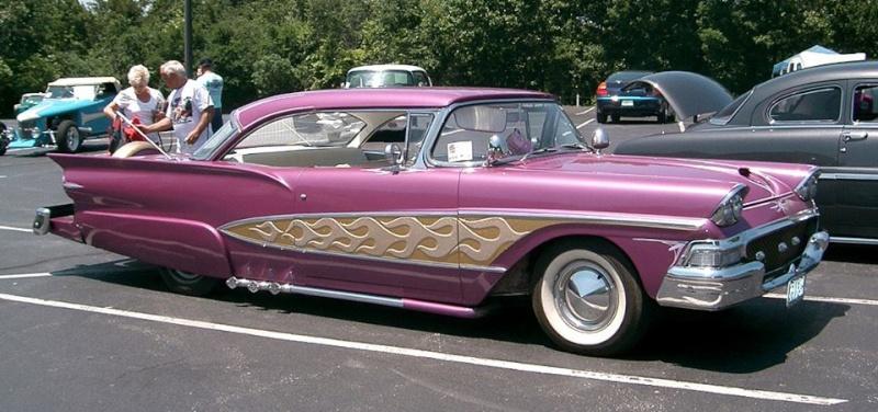 Ford 1957 & 1958 custom & mild custom  - Page 6 12049313