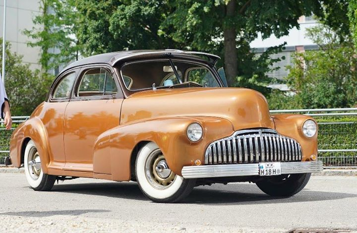 Chevrolet 1946 - 48 custom & mild custom - Page 2 12049410