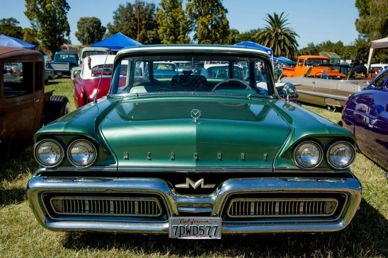 Mercury 1957 - 1960 Customs & mild custom 12049510