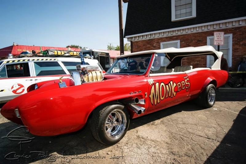 Monkeesmobile - Dean Jeffries , George Barris 12049712
