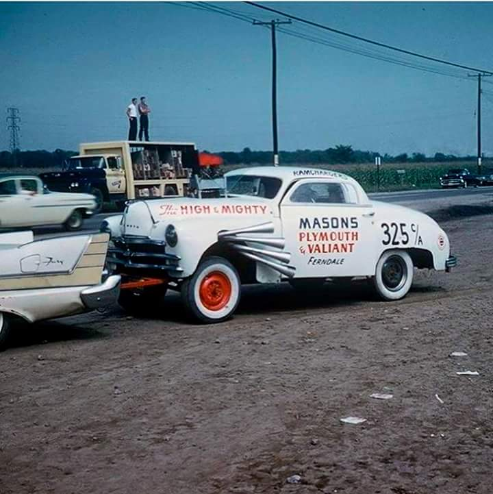 1950's & 1960's hot rod & dragster race - Page 3 12063810