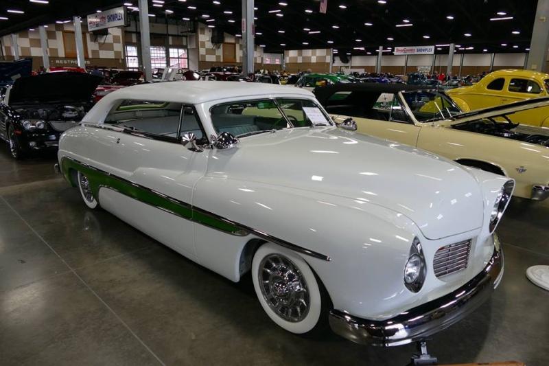 1951 Mercury Convertible - Lloyd Myers 12065612