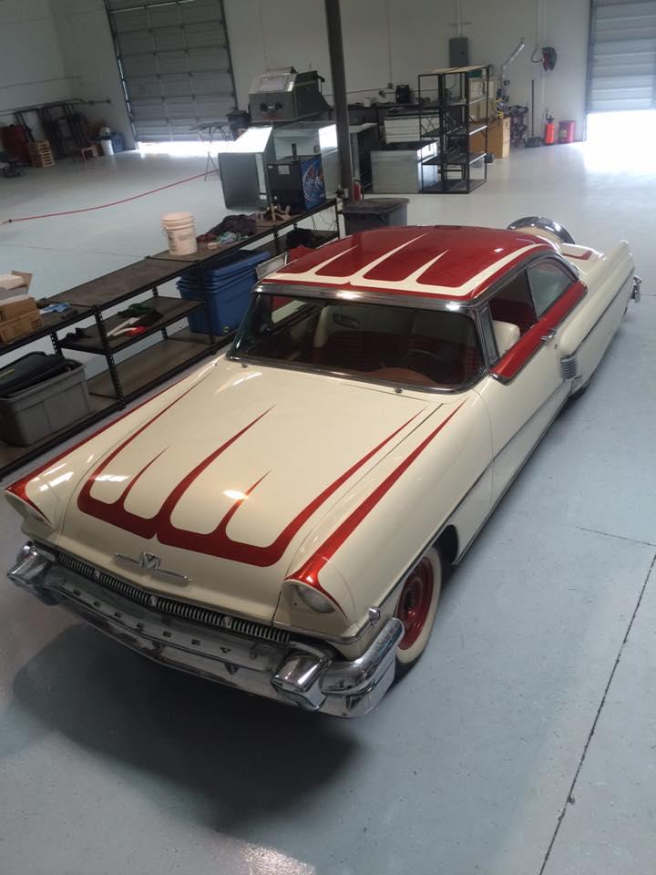 Mercury 1955 - 1956 Custom & mild custom - Page 2 12065710