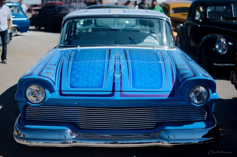 Ford 1957 & 1958 custom & mild custom  - Page 6 12074513