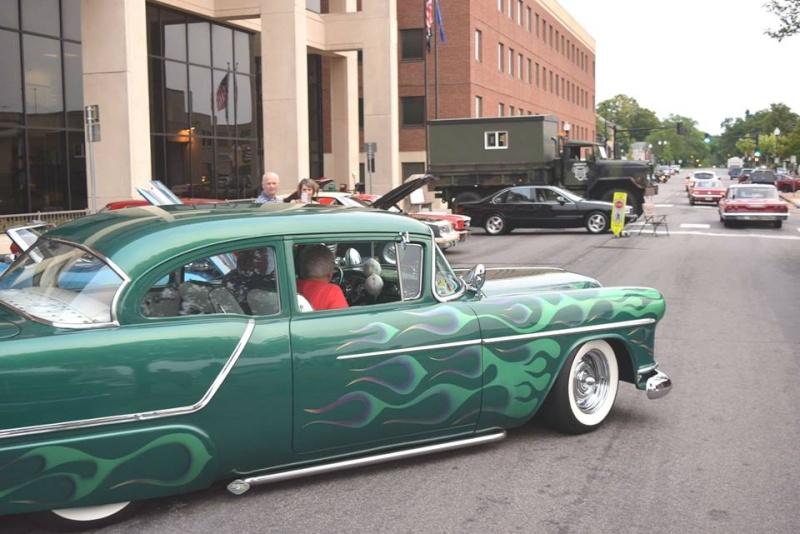 Oldsmobile 1948 - 1954 custom & mild custom - Page 6 12079110