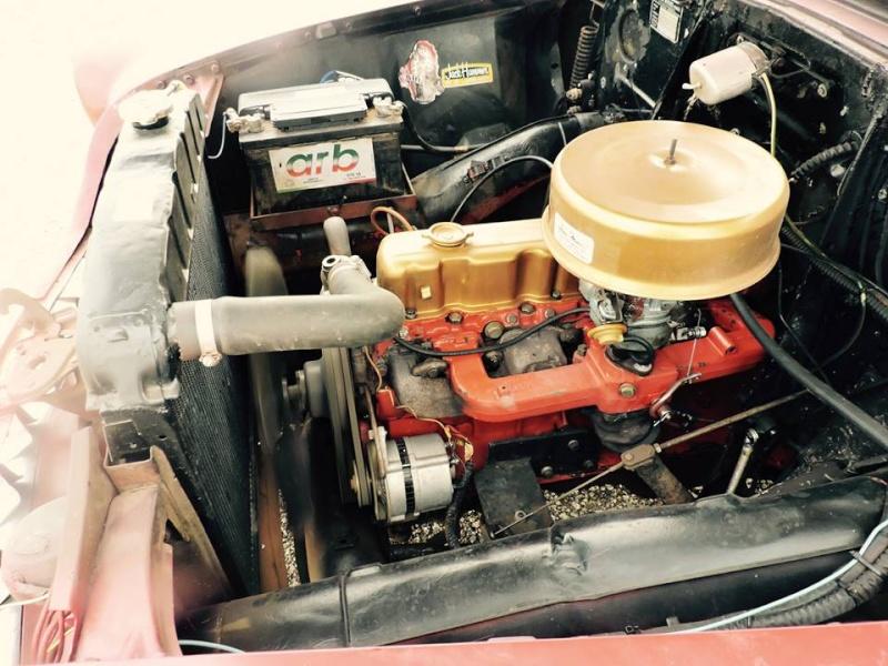 Chevy 1953 - 1954 custom & mild custom galerie - Page 11 12079618