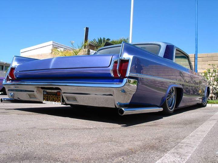 Oldsmobile 1961 - 1964 custom & mild custom 12088110