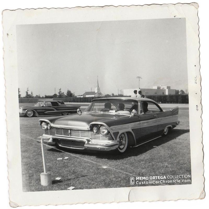 Plymouth  1957 - 1958 custom & mild custom - Page 2 12088314