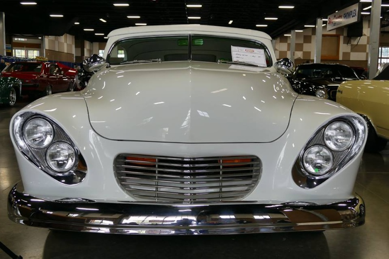 1951 Mercury Convertible - Lloyd Myers 12088410