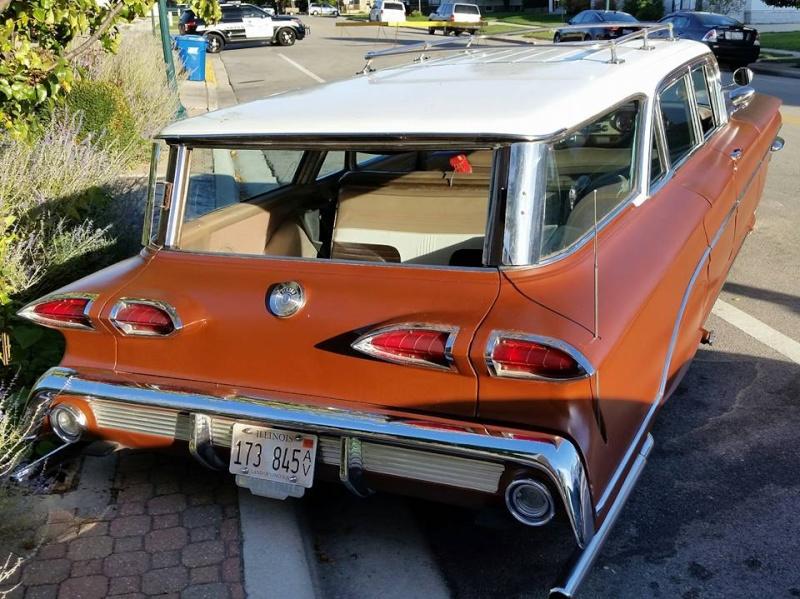 Oldsmobile 1958 - 1960 custom & mild custom 12088411