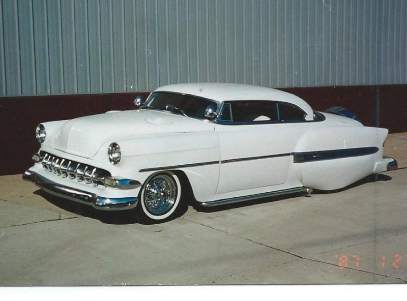 Chevy 1953 - 1954 custom & mild custom galerie - Page 11 12088510
