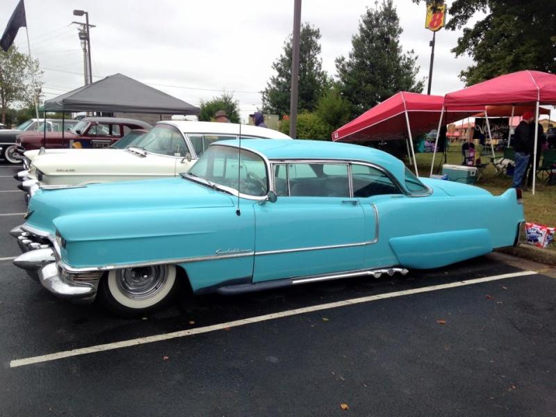 Cadillac 1954 -  1956 custom & mild custom - Page 3 12096110
