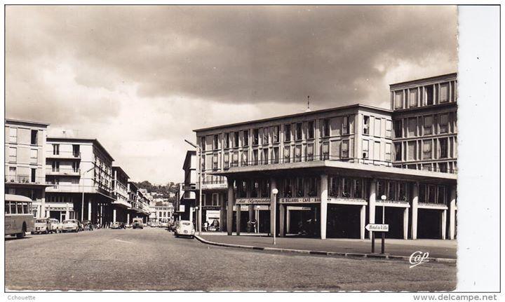 Le Havre - Ville 1950s 121